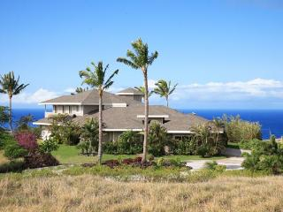Kohala home Secluded 6BR Estate - Spectacular Ocean and Mountain Views