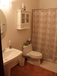 Complete bathroom # 1