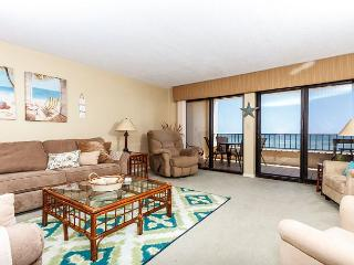 SD 211: VERY SPACIOUS! BEACH FRONT, WIFI, Pool, tennis court, large balcony, Fort Walton Beach