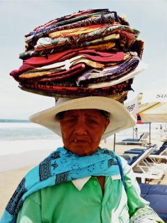 Beach shopping can be quiet fun and very cost effective.