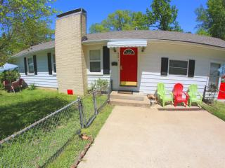 Great Family House 1 Mile from Downtown, Hot Springs