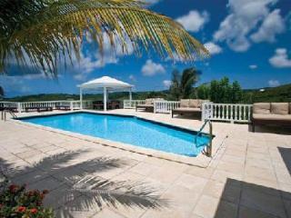 Sugar Bay House - Hilltop villa features 40 ft pool & stunning views, St. Croix