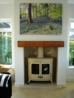 Wood and Turf Burining Stove