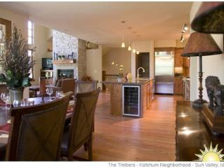 Timbers Townhome: Downtown Ketchum Location