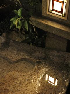 Beautiful Garden at Gion-Kyuraku (Designed by Tomoatsu Sano, Photo by Kodai Masuda)