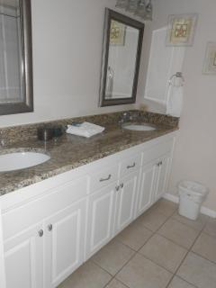 3 new granite bathrooms
