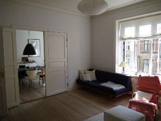 Copenhagen apartment close to Frederiksberg Garden
