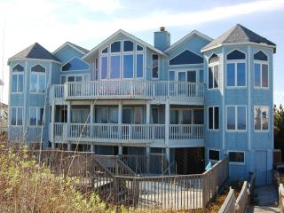 Oceanfront:7 Bdrms;2 Pools;4 Whirlpools; Hot Tub, Corolla