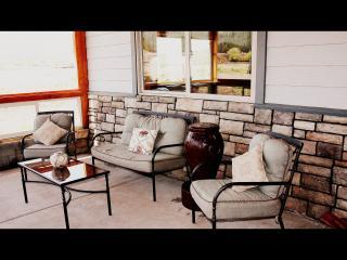 Sun Room glass Porch