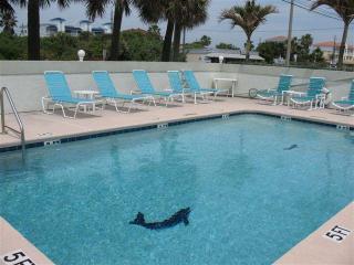 Cocoa Beach Direct Oceanfront 2 bedroom 2 bath