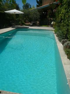 Villa Lumiere vacation holiday villa rental france, southern france, provence, a