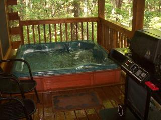 Private Hot tub/Gas grill