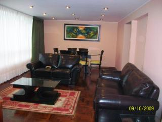 Luxury Ocean View Condo a Block from Larcomar, Lima