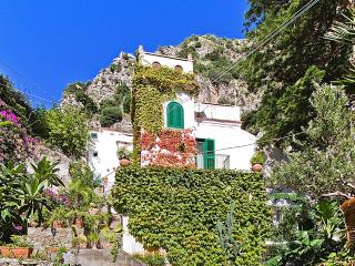 Villa La Praia, Praiano