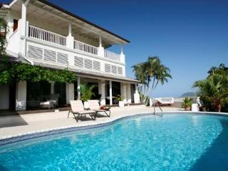 Tamarind Villa at Windward Ridge, Cap Estate, Saint Lucia - Pool, Short Drive
