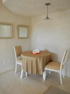 dining area 1 bedroom