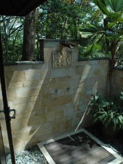 Outside Shower - Master Bedroom