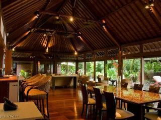 The Bali House on the Beach, best location by far!