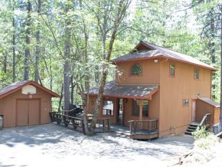 Retreat, Relax, Renew at SIERRA ZEN Cabin, Arnold