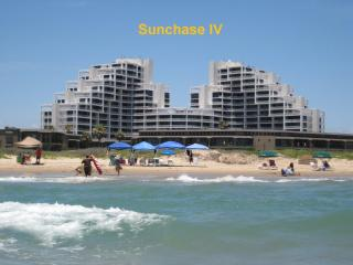 Beach with Sunchase IV