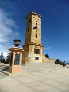 Fremantle - Monument Hill Memorial