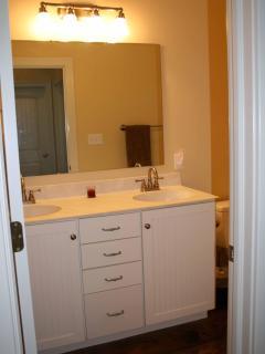 Main-level Guest Bathroom