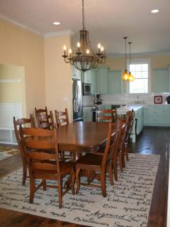 Giant Dining Room Table for Farmhouse Feasts