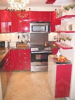 Ample Well Equipped Kitchen