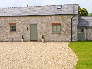 THE SHIPPON, one of a group of three, barn conversion in a country village in Rh