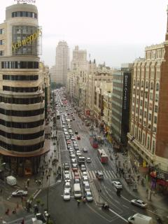 Around 'La Gran Via'