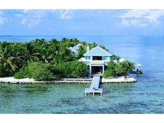 Luxury 9 bedroom Belize villa. Private island with attentive and polished service!