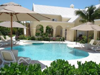 Grace Bay Beach - 2 b/r condo with large private patio