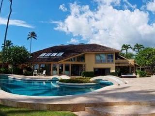 Luxury 5-7BR, 2 Pools, Spa, Beach, Tennis Court