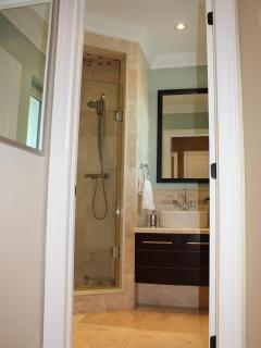 Guest Bathroom with Rain Shower