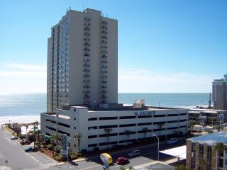 Great Deal for Palace Resort 1 Bedroom Condo with Sauna and Hot Tub, Myrtle Beach
