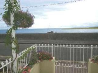 View from front door. Enjoy level walking to the beach, marina, shops, pubs and cafe's.