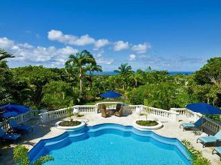Luxury 7 bedroom Barbados villa. Magnificent views of the ocean!