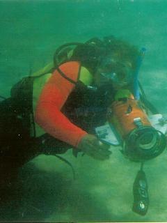 Scuba Diving at Cabo Pulmo