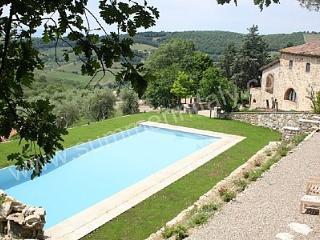 Villa Arnica A, Castellina In Chianti