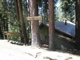 Exterior View of Cub's Cabin