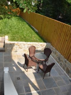 Rear Garden/Outdoor Dining