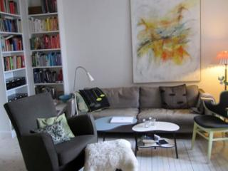 Beautiful Copenhagen apartment in a bohemian area, Copenhague