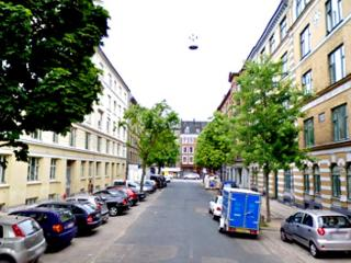 Very nice Copenhagen apartment at Frederiksberg