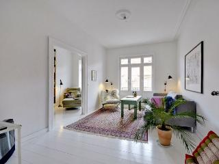 Copenhagen apartment with fantastic views, Kopenhagen