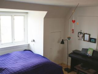 Family-friendly Copenhagen apartment at Vesterbro, Copenhague