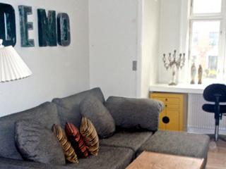 Large & bright Copenhagen apartment at Noerrebro, Copenhague