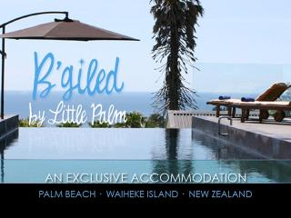 B'giled by Little Palm, Waiheke-eiland