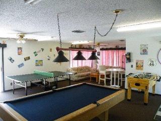 Inside the Club house