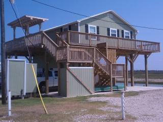 3br/3ba Point Lot Bay House - Margarita Sunset, Galveston