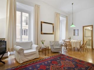 A bright and charming apartment in the Trastevere, Rome